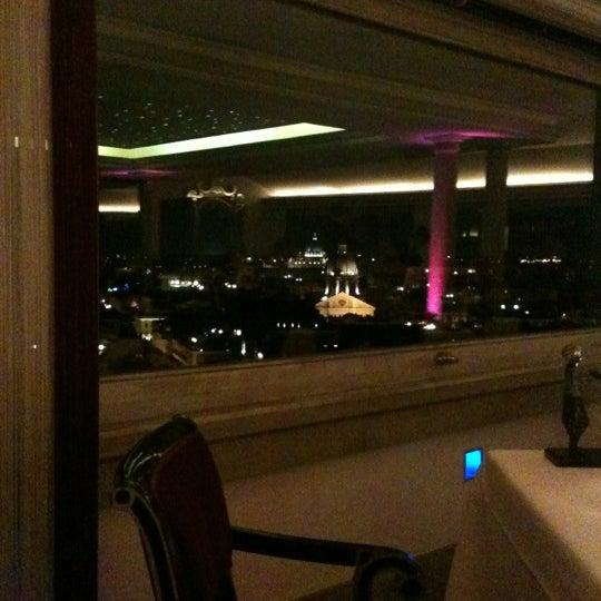 Photo taken at Imago Restaurant by Camila M. on 9/25/2012