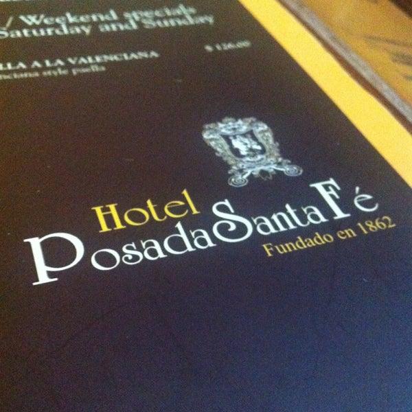 Foto tomada en Hotel Posada Santa Fe por Dalileo D. el 1/2/2013