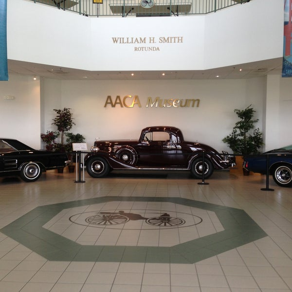 Photo taken at The Antique Automobile Club of America Museum by Michael D. on 5/15/2013