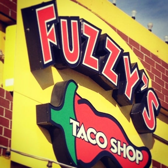 Photo taken at Fuzzy's Taco Shop by Archie W. on 12/15/2012