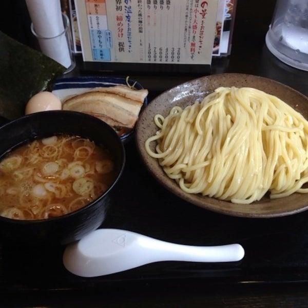 Photo taken at 三ツ矢堂製麺 下北沢店 by Akira F. on 6/25/2013