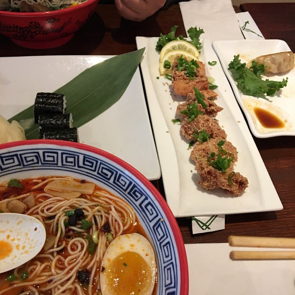 Photo taken at Noodle Cafe Zen by Michelle H. on 5/20/2017
