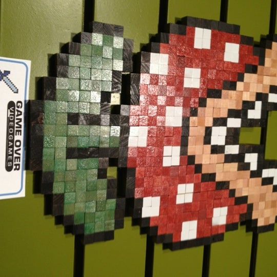 Photo taken at Game Over Videogames by Chris C. on 11/3/2012
