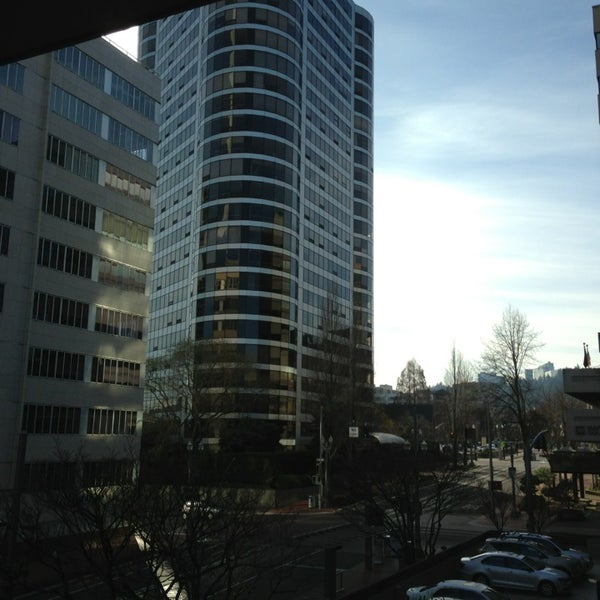 Photo taken at Hotel Modera by Aly S. on 2/2/2013