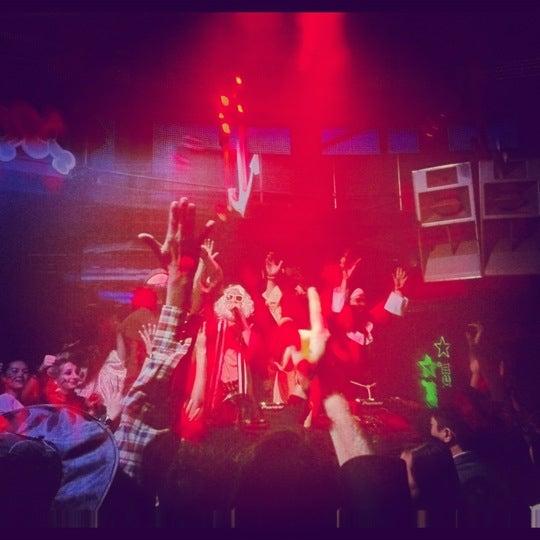 Photo taken at Zouk Club Kuala Lumpur by Hidayah K. on 10/27/2012