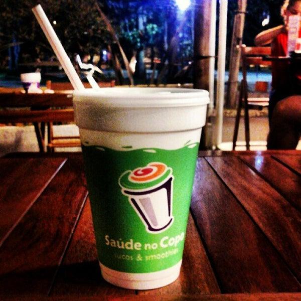 Foto tirada no(a) Saúde no Copo por Vagner D. em 11/6/2012