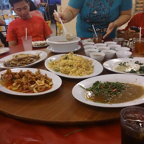 Permyjaya food centre asian restaurant in miri for X cuisine miri