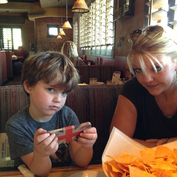 Photo taken at Nando's Mexican Cafe by Ken C. on 8/24/2013