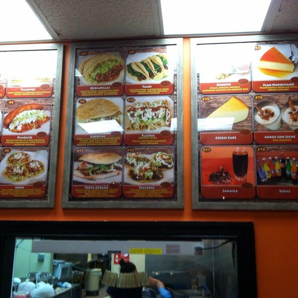Mexican Restaurant Gate City Blvd