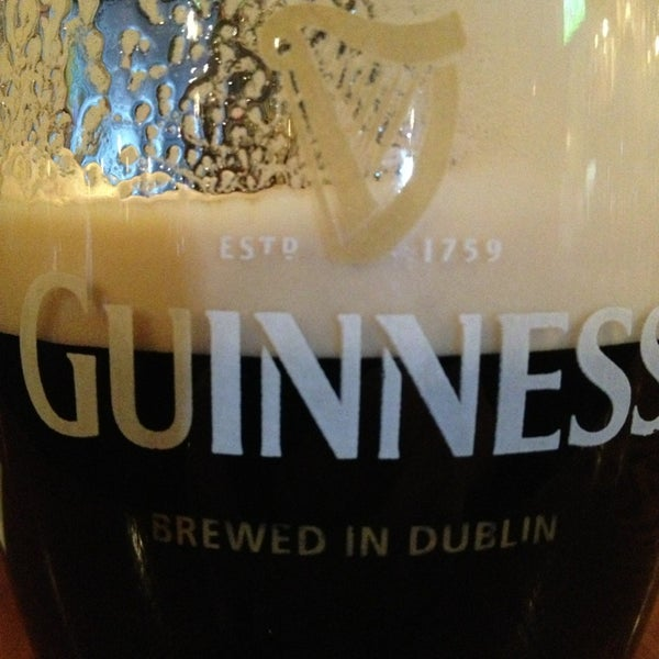 Photo taken at Fado Irish Pub & Restaurant by Brandon K. on 3/9/2013