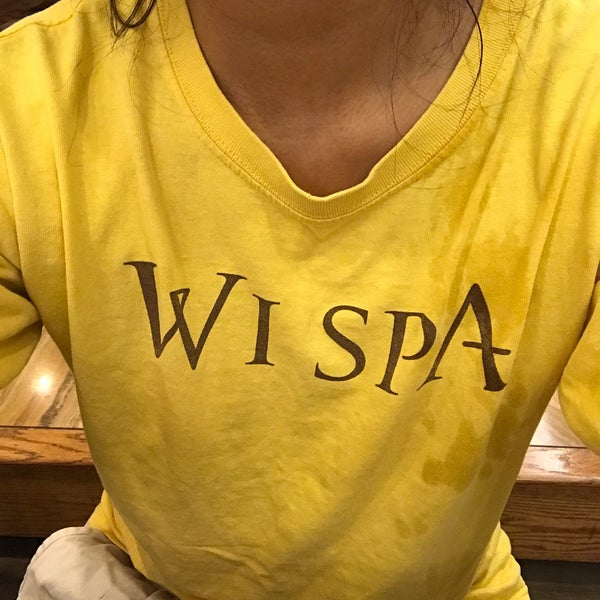 Photo taken at Wi Spa by Graceface on 2/11/2017