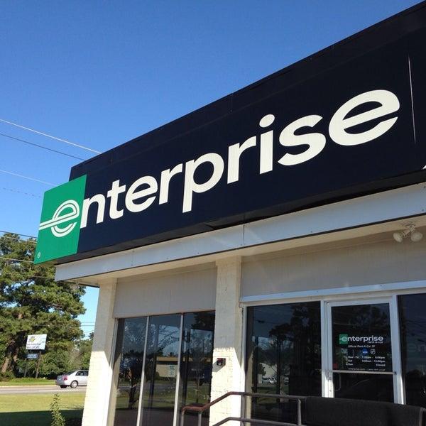 Enterprise Rent A Car Picks You Up