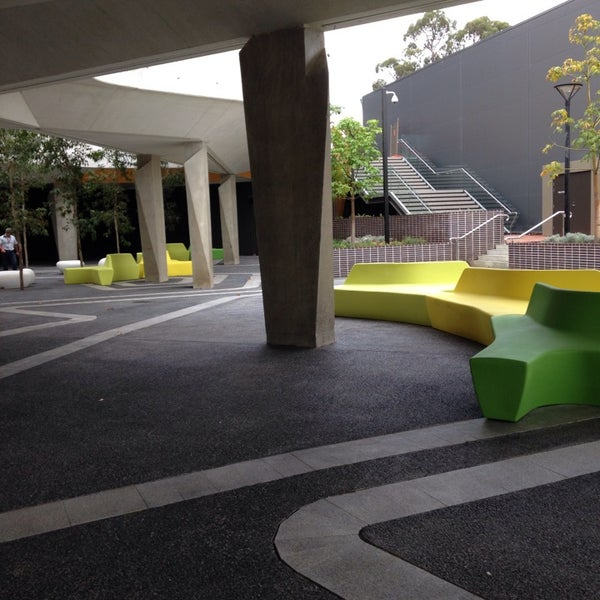 Photo Taken At Edith Cowan University ECU By Valentina On 2