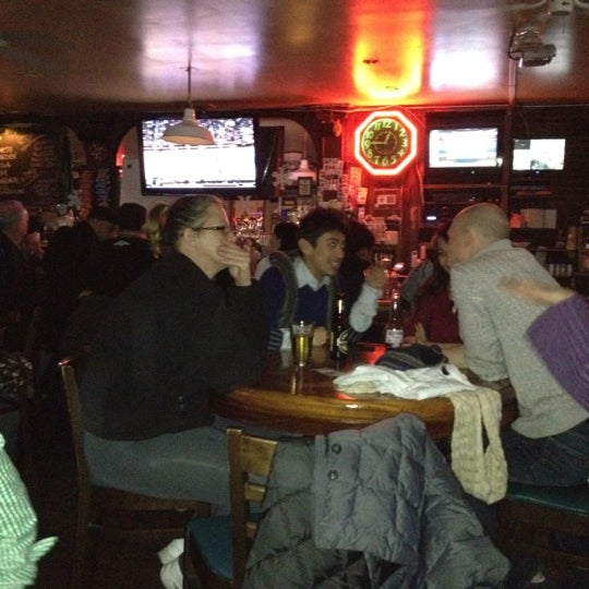 Photo taken at Bleecker Street Bar by Paul A. on 12/2/2012