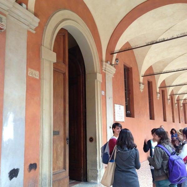 Photo taken at Accademia delle Belle Arti by Pedro Sendas P. on 5/30/2013