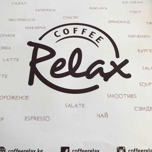 Снимок сделан в Coffee Relax пользователем Çağrı E. 8/29/2017