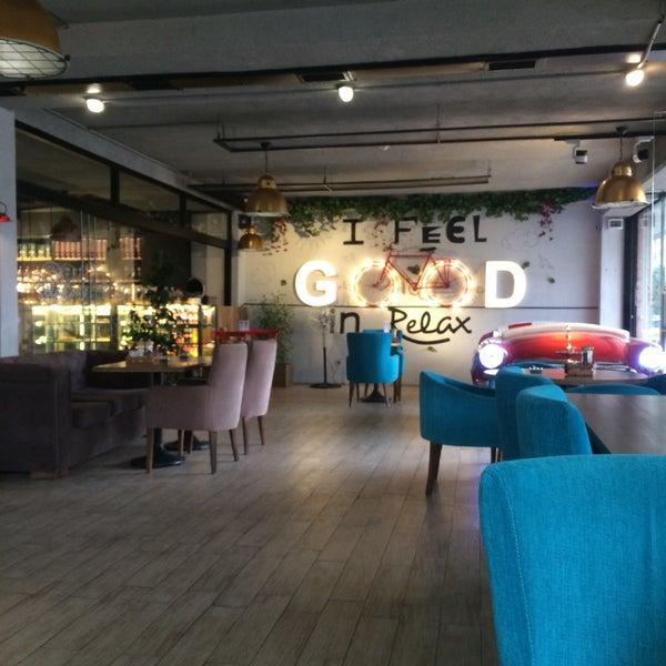 Снимок сделан в Coffee Relax пользователем Çağrı E. 8/11/2017