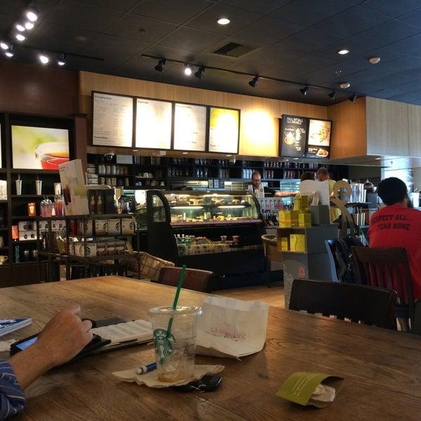 Photo taken at Starbucks by TH@NH on 8/28/2014