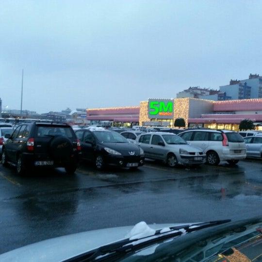 12/22/2012 tarihinde Mervan A.ziyaretçi tarafından Beylikdüzü Migros AVM'de çekilen fotoğraf