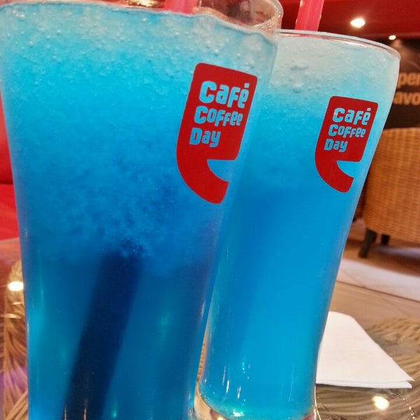 Photo taken at Cafe Coffee Day by Sooraj S. on 4/28/2013