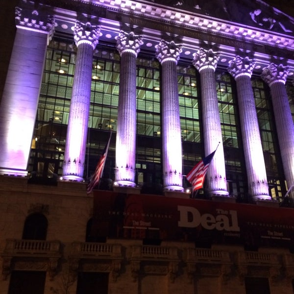 Photo taken at NYSE Euronext by Rafaelo C. on 12/4/2013