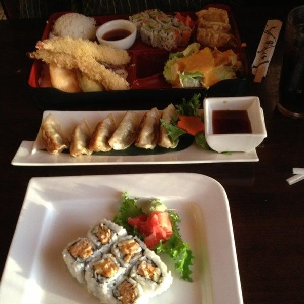 Photo taken at Kyoto Japanese Restaurant by Joy S. on 7/19/2013