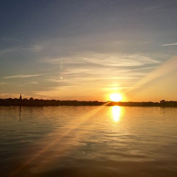 Photo taken at Nantucket Boat Basin by Caroline B. on 6/28/2016