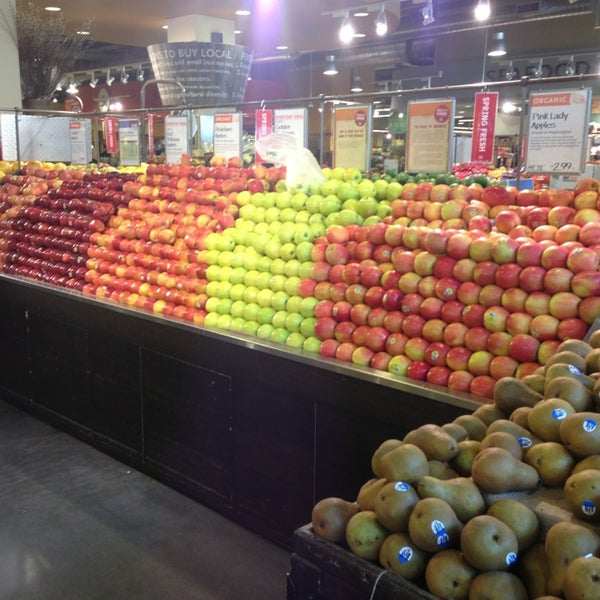 Photo taken at Whole Foods Market by Itai N. on 4/4/2013