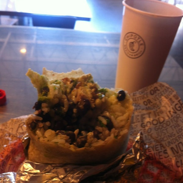 Photo taken at Chipotle Mexican Grill by John . on 7/26/2013