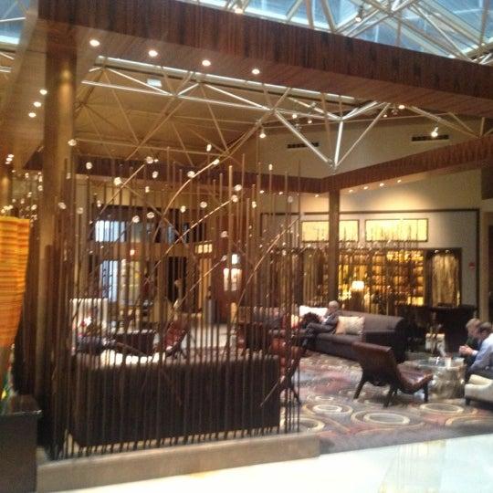 Photo taken at Renaissance Washington, DC Downtown Hotel by Tim J. on 12/5/2012
