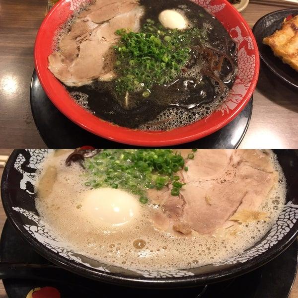 Photo taken at Hakata Ikkousha by KoreiKorei on 9/4/2016