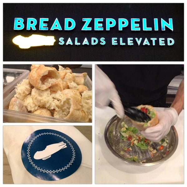 Photo taken at Bread Zeppelin by Ron R. on 9/13/2013