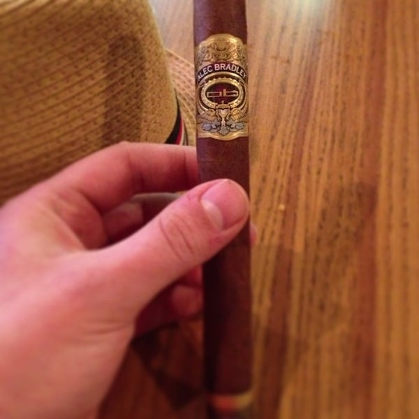 Photo taken at Smoky's Tobacco and Cigars by Ben B. on 4/6/2013