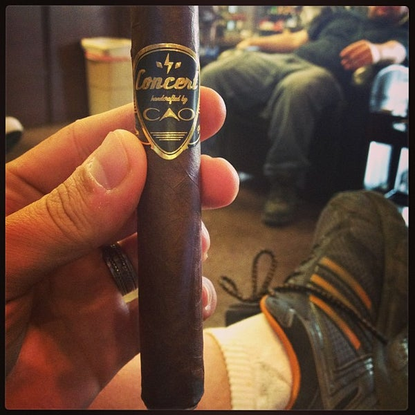 Photo taken at Smoky's Tobacco and Cigars by Ben B. on 8/20/2013