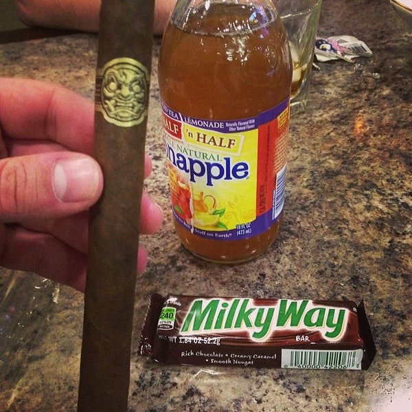 Photo taken at Smoky's Tobacco and Cigars by Ben B. on 2/15/2014