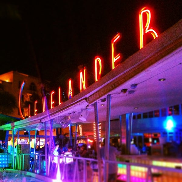 Photo taken at Clevelander South Beach Hotel and Bar by Jerry D. on 7/11/2013