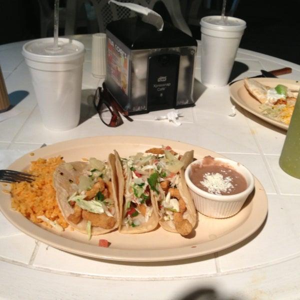 Photo taken at Tia Cori's Tacos by Graham G. on 2/12/2013