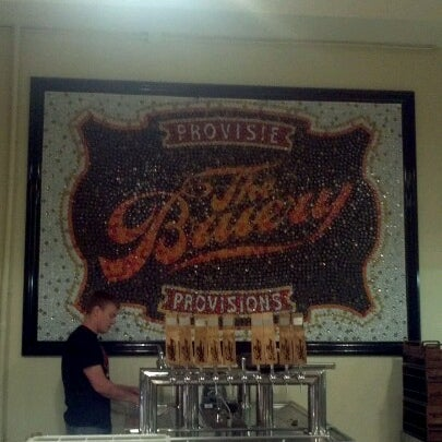 Photo taken at The Bruery Provisions by Tyler W. on 11/7/2012
