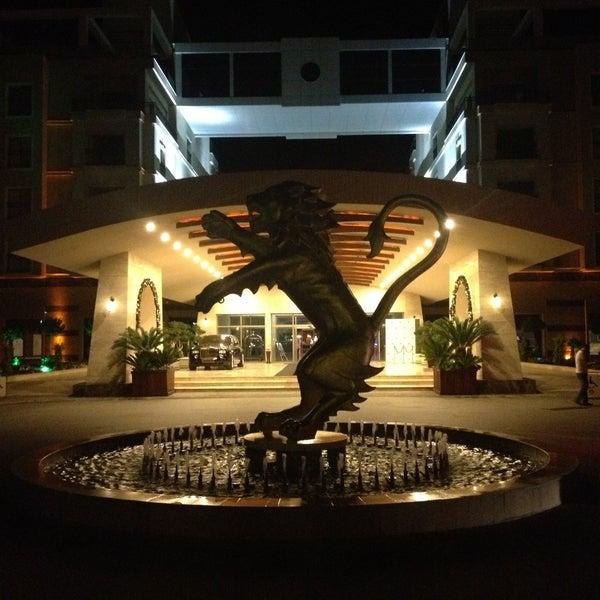 5/1/2013 tarihinde Murat L.ziyaretçi tarafından Cratos Premium Hotel & Casino'de çekilen fotoğraf