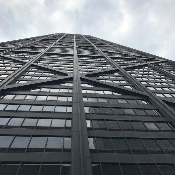 Photo taken at John Hancock Center by Thad W. on 8/3/2017