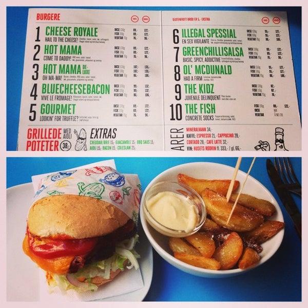 burger burger singles night