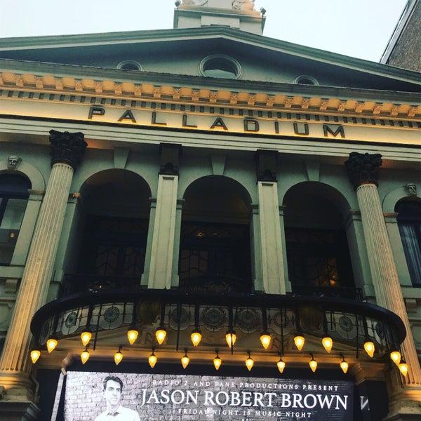 Grand theatre venue