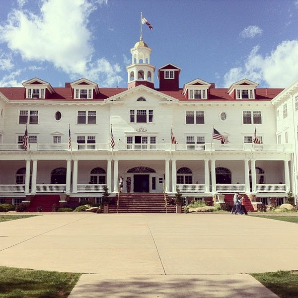 Stanley Hotel Ghost Photographed At Hotel That Inspired: 333 E Wonder View Ave