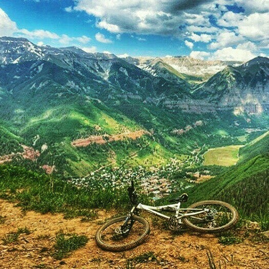 Photo taken at Crested Butte, CO by Yakup V. on 6/26/2016