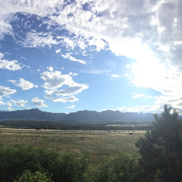 Photo taken at Colorado Mountain Brewery by Amanda L. on 7/12/2015