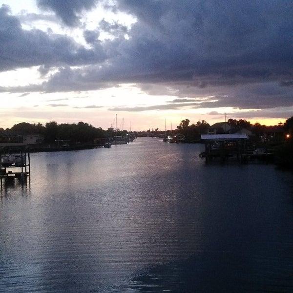 Photo taken at Apollo Beach, FL by Yvonne L. on 7/9/2014