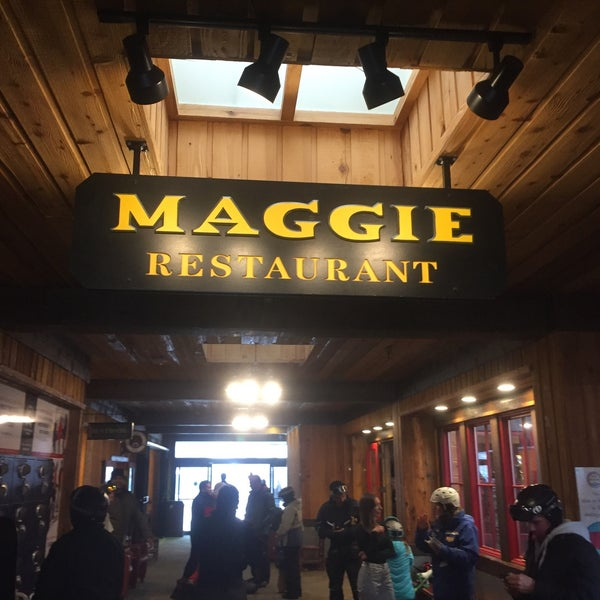 Photo taken at The Maggie at Peak 9 Base by Amy A. on 2/11/2017