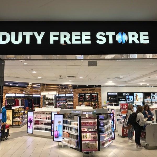 Tax & Duty Free by Nuance - Toronto Pearson International ...