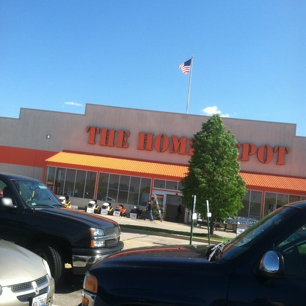 The Home Depot - 5026 W Holiday Drive