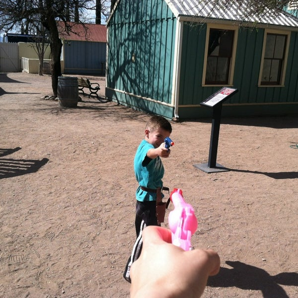 Photo taken at O.K. Corral by Kelly C. on 3/29/2013